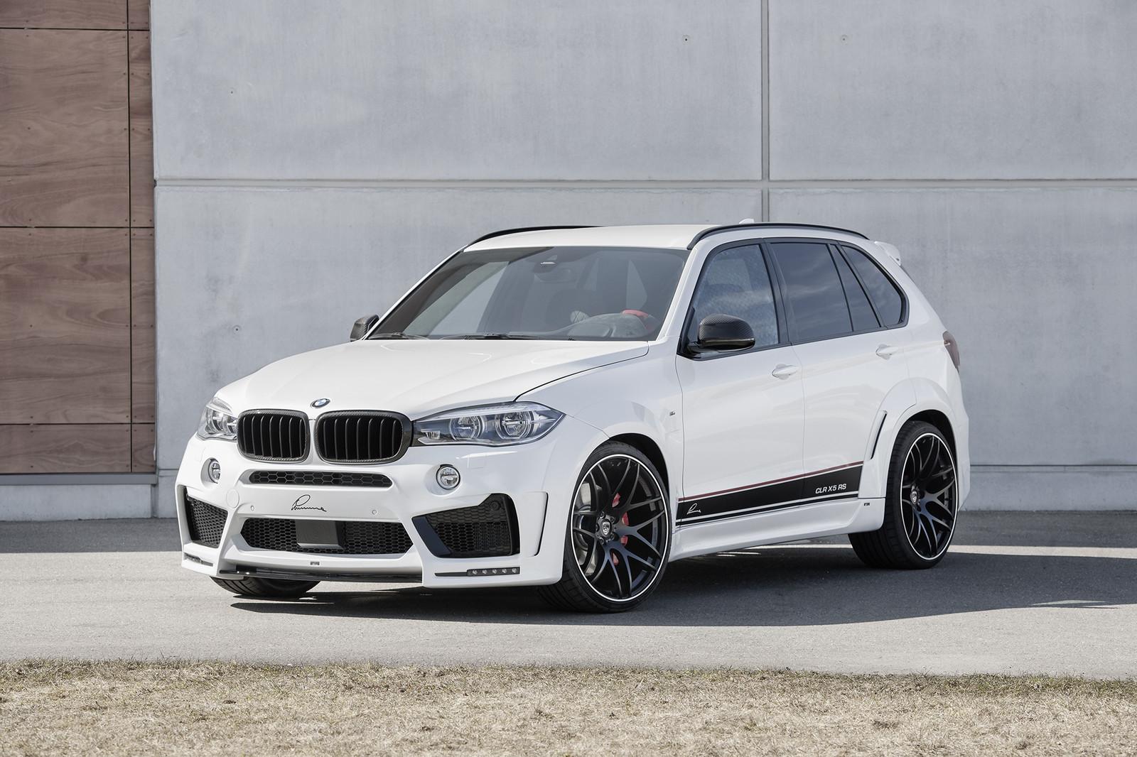 LUMMA CLR X 5 RS BODY KIT FOR BMW X5 M50D F15
