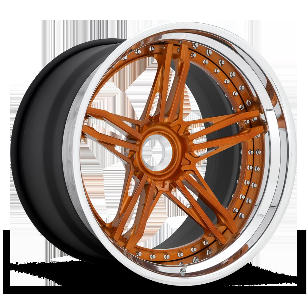 Rotiform ARA 3 piece forged wheels