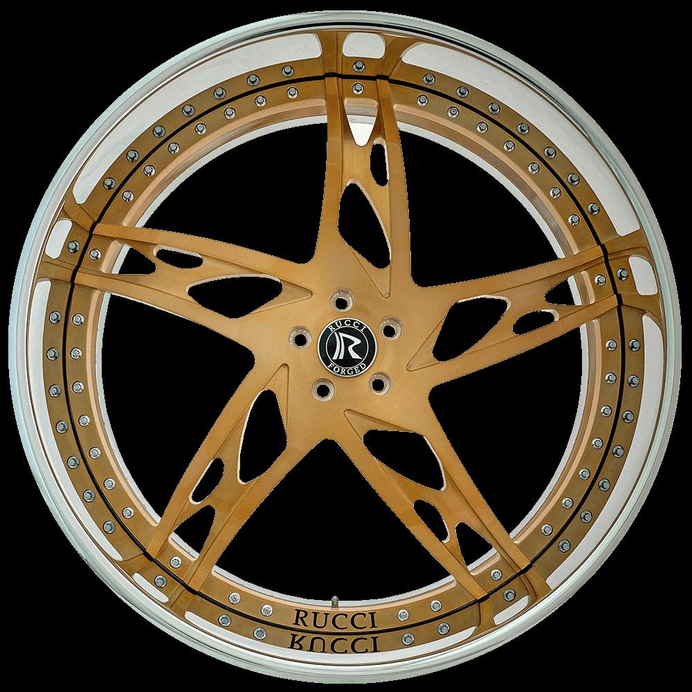 Rucci Forged Wheels Cuervo