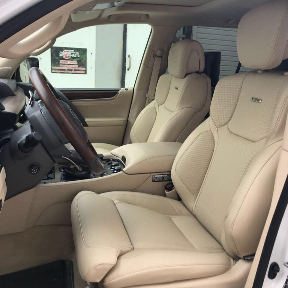 MBS Rear Smart Seats for Lexus LX570