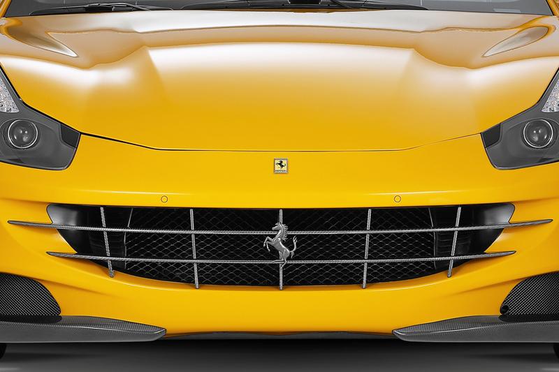 Hodoor Performance Carbon fiber grille Novitec Style for Ferrari FF