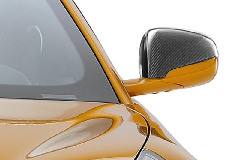 Hodoor Performance Carbon fiber mirror linings Novitec Style for Ferrari FF
