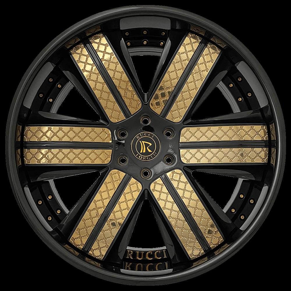 Rucci Forged Wheels Rucci Gucci