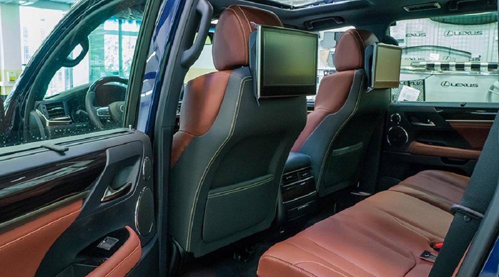 MBS Rear Smart Seats for Lexus LX570  new model