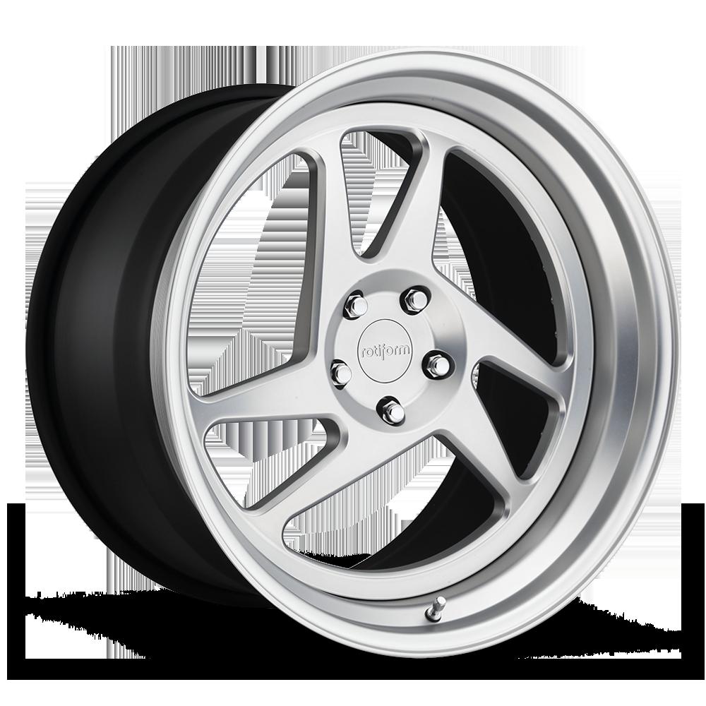 Rotiform USF-T 3 piece forged wheels