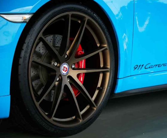 HRE P104 (P1 Series) forged wheels