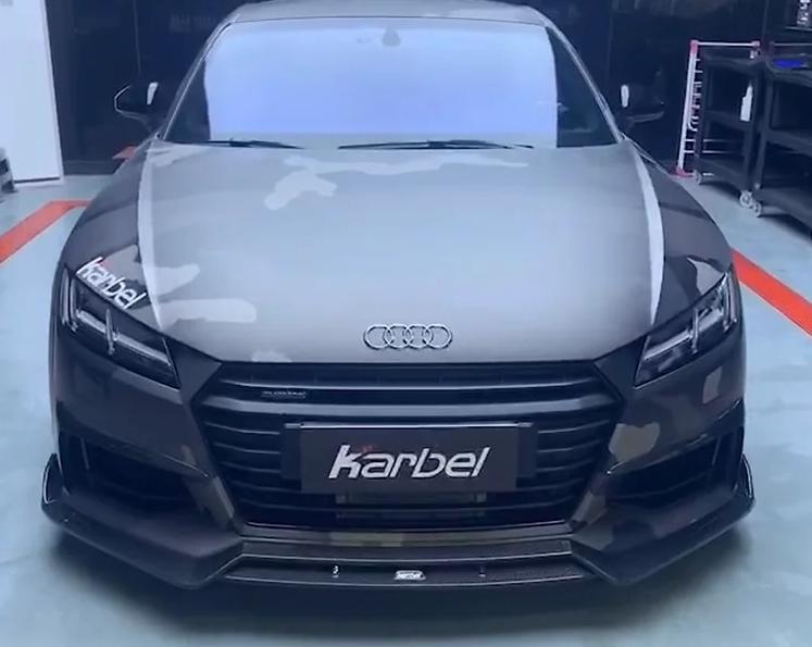 Karbel Body Kit for AUDI TTS  new style