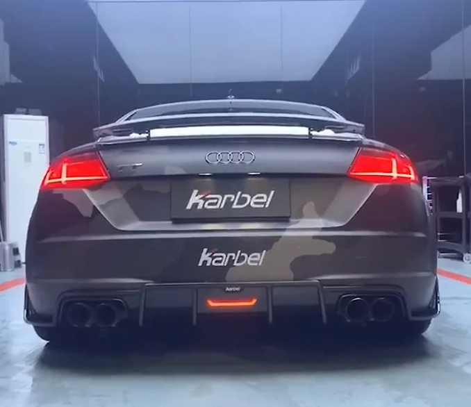 Karbel Body Kit for AUDI TTS  carbon fiber