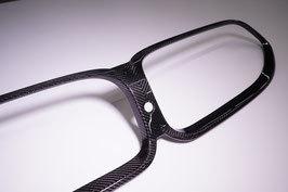 Hodoor Performance Carbon fiber radiator grille frame BMW M8
