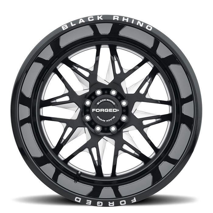 Black Rhino Twister Forged Wheels