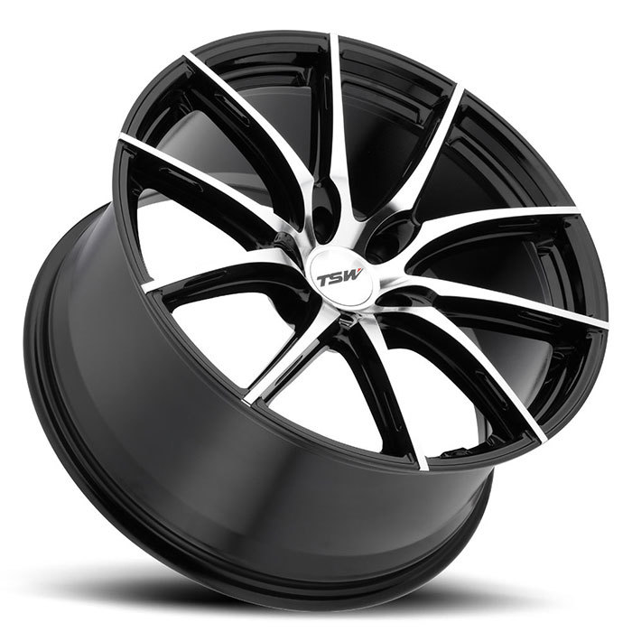 TSW Wheels Sprint light alloy wheels