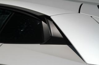 Hodoor Performance Carbon fiber air intakes at the side Windows Novitec Style for Lamborghini Aventador