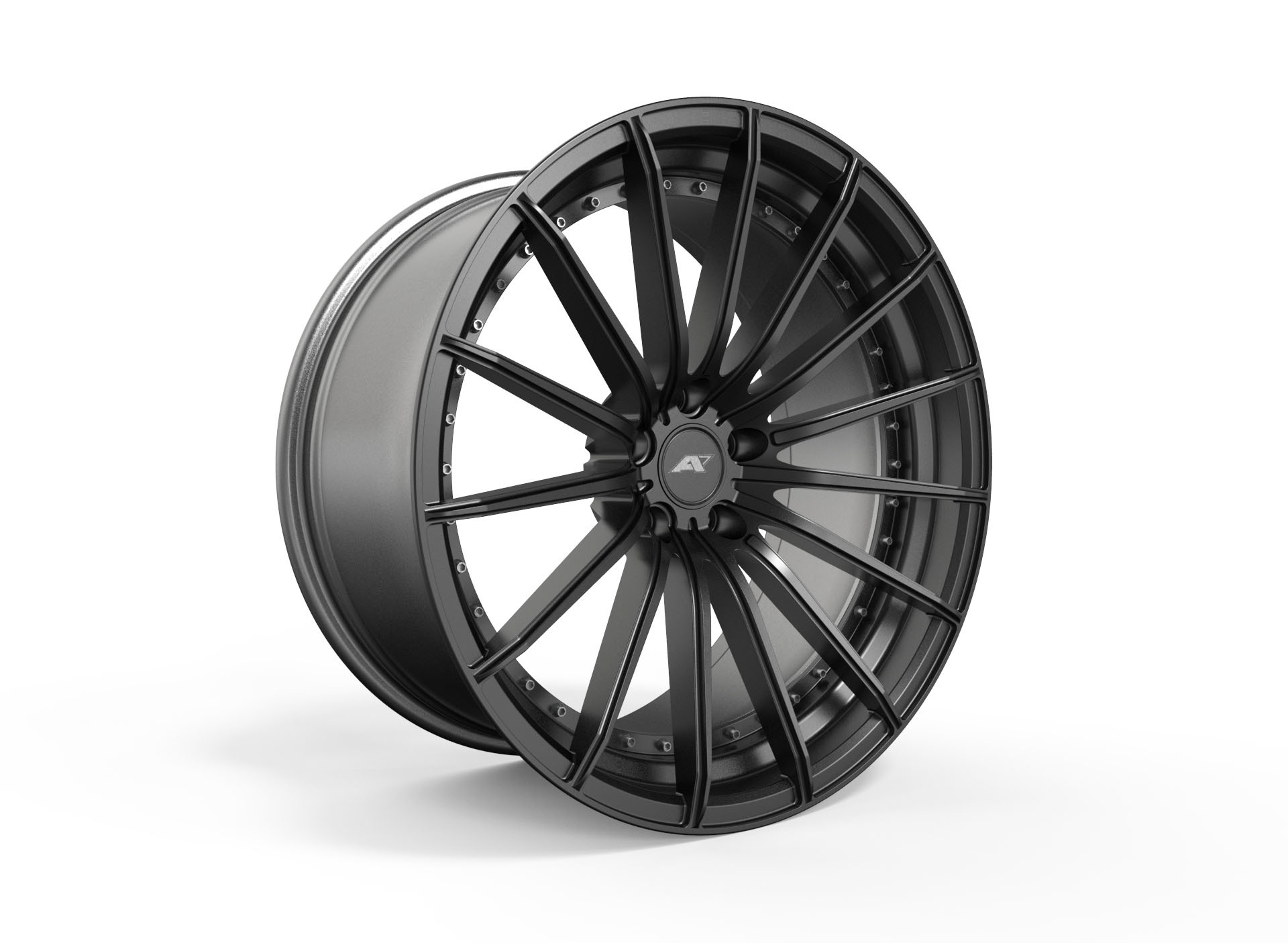 AMP Forged Wheels AMP 15-2P