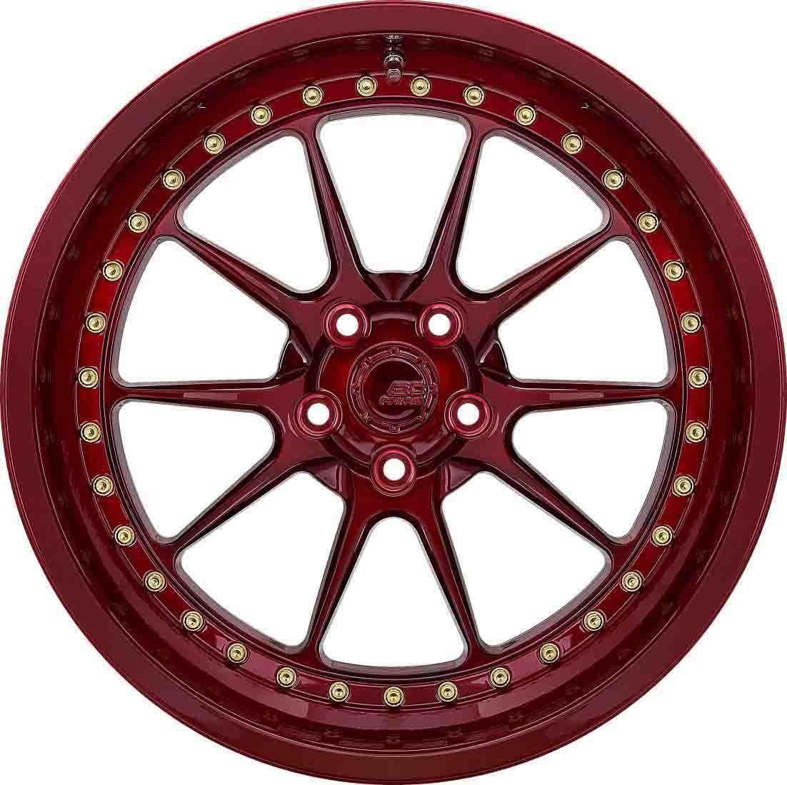 BC Forged wheels LE10 // MLE10 (LE/MLE Series)