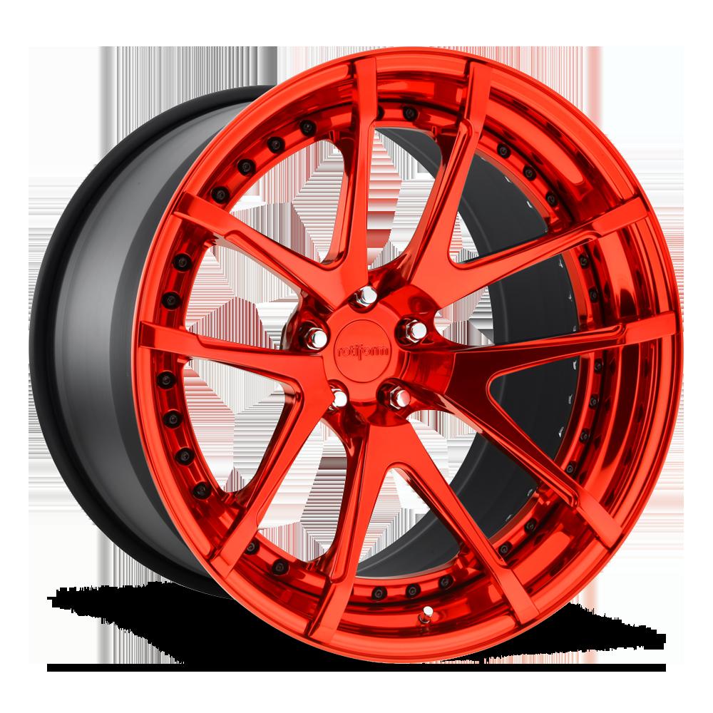 Rotiform SNA 2 piece forged wheels