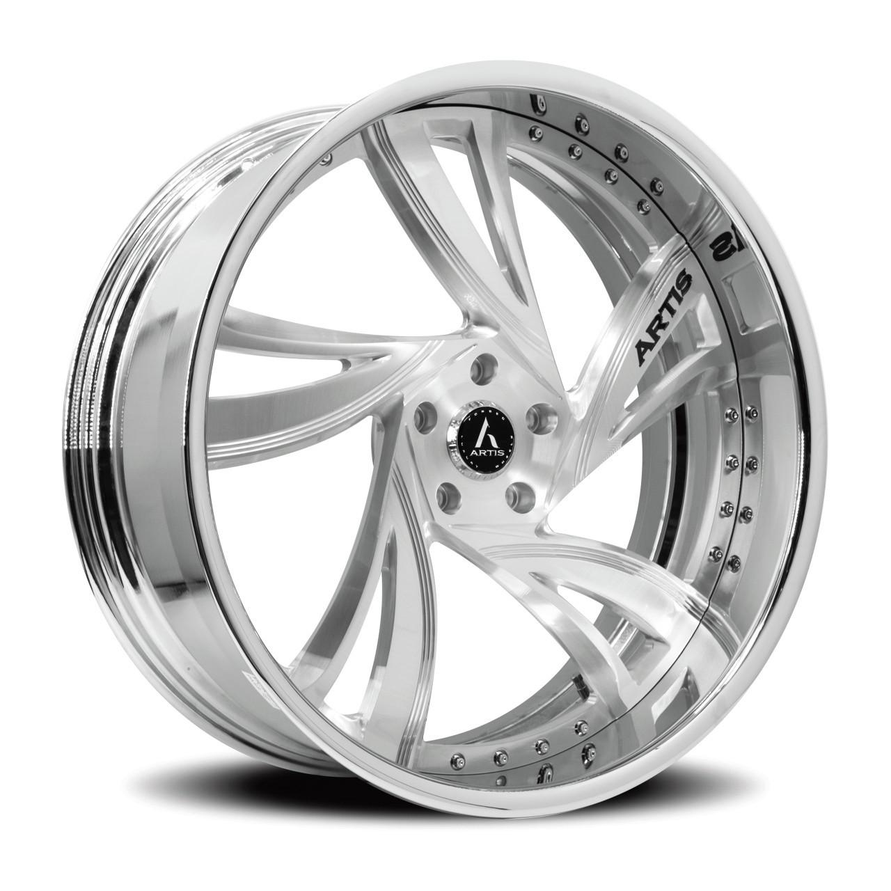 Artis Kingston forged wheels