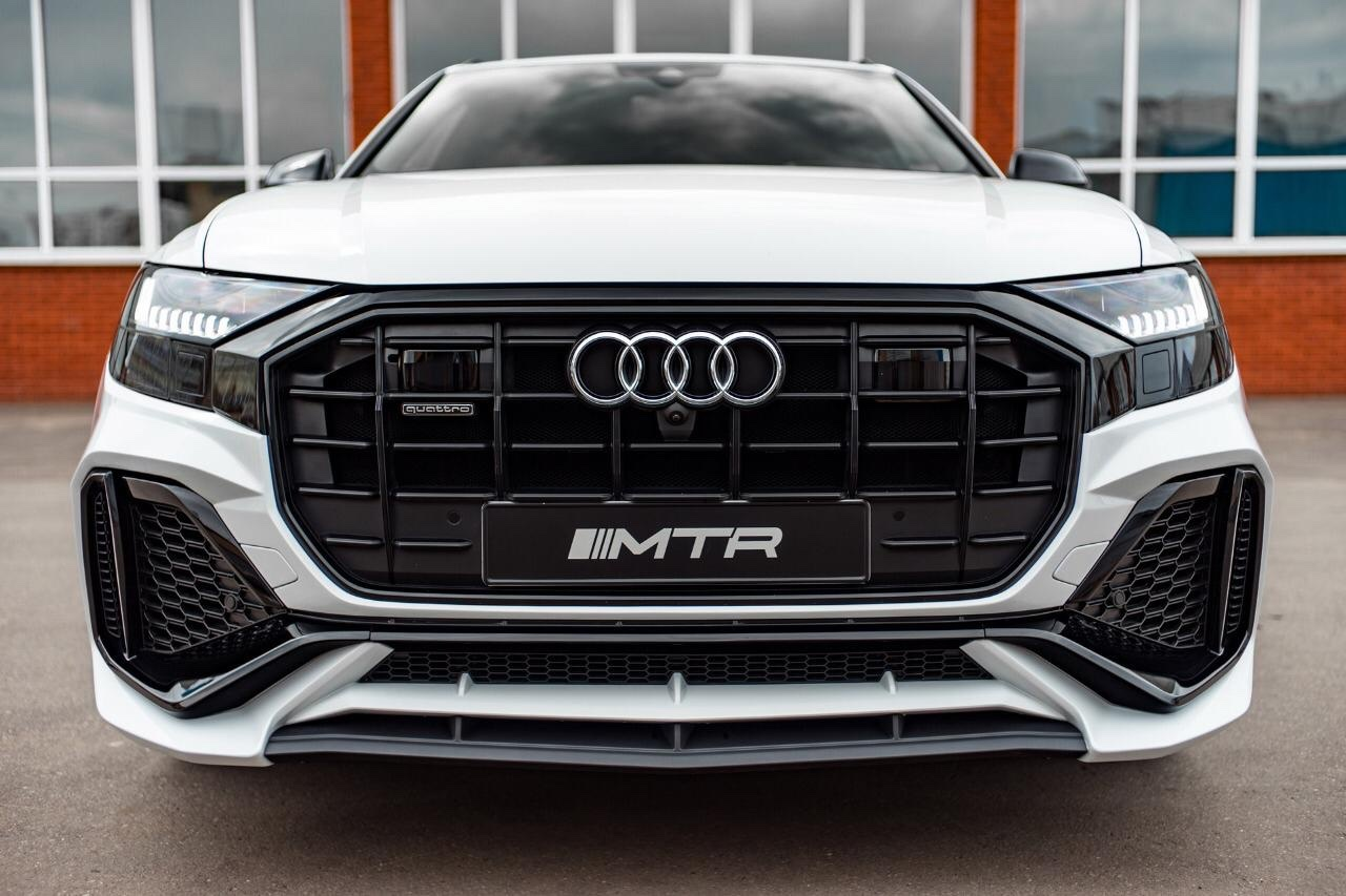 MTR Design Body Kit for Audi Q8 new model 2020