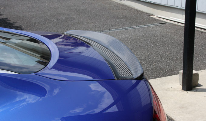 Kohlenstoff body kit for AUDI R8 new style