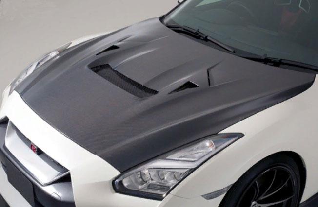 Varis Body Kit  for NISSAN R35 GT-R '17 new model