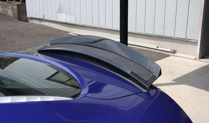Kohlenstoff body kit for AUDI R8 carbon