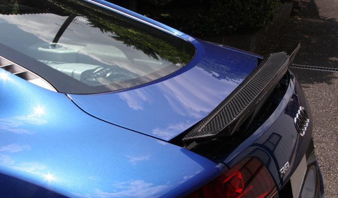 Kohlenstoff body kit for AUDI R8 latest model