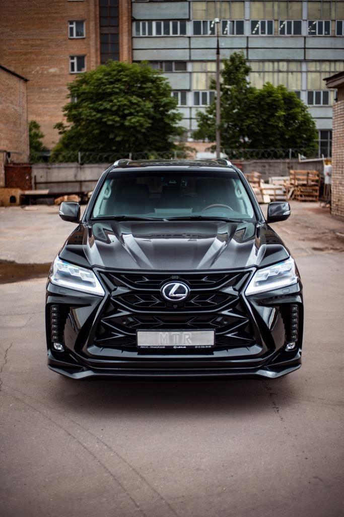 Buy body kit MTR on Lexus LX 570 / 450d new model