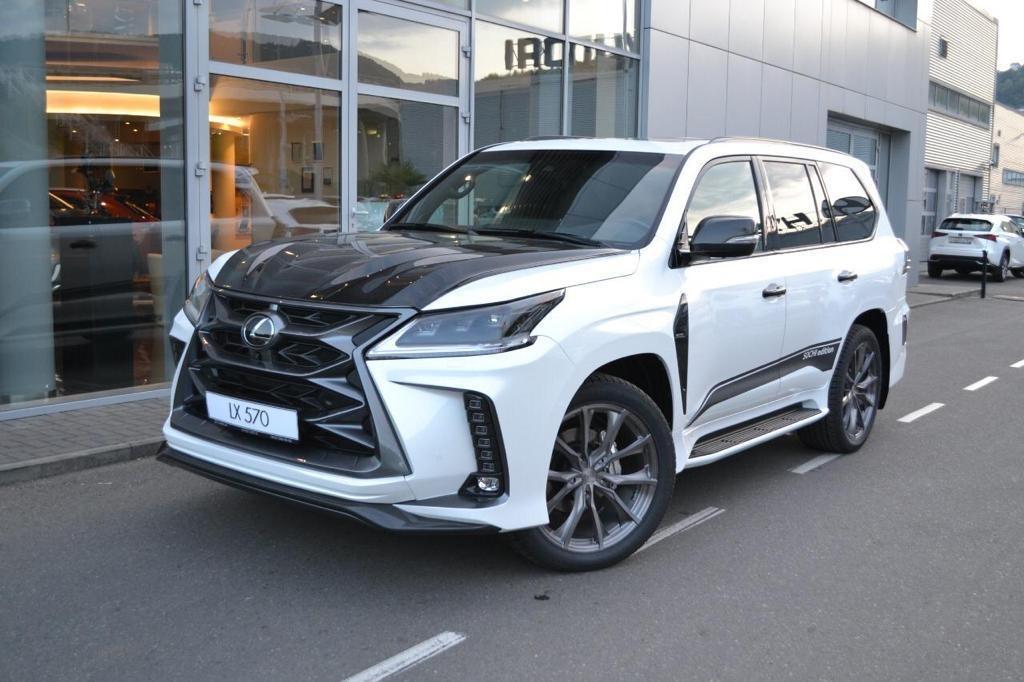 Buy body kit MTR on Lexus LX 570 / 450d new style