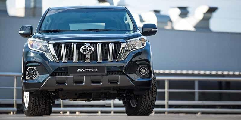 MTR Design Body Kit for Toyota Land Cruiser 150 Prado