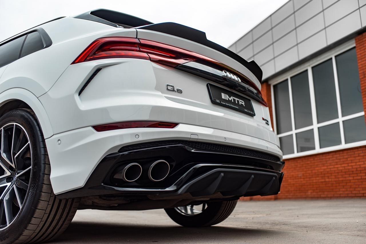 MTR Design carbon Body Kit for Audi Q8 new model