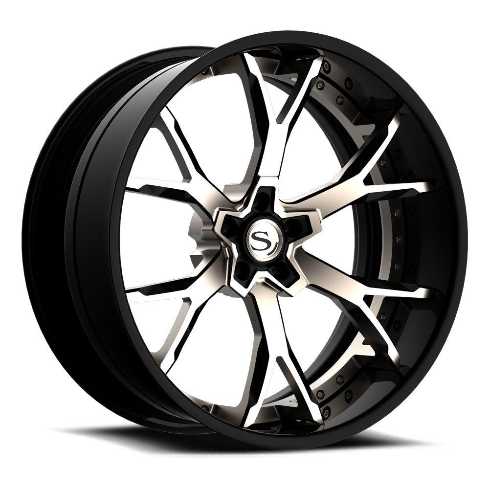 Savini SV87XC Forged wheels