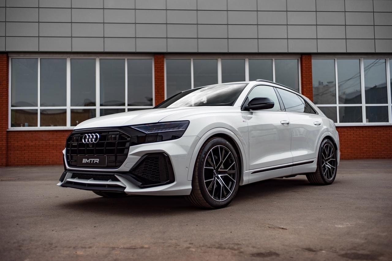 MTR Design Body Kit for Audi Q8 new model carbon 2019