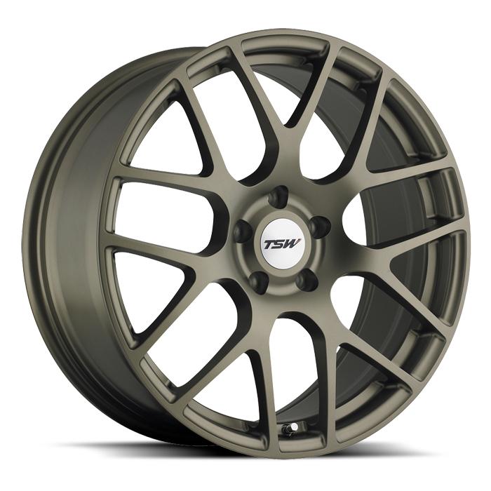 TSW Wheels Nurburgring forged wheels