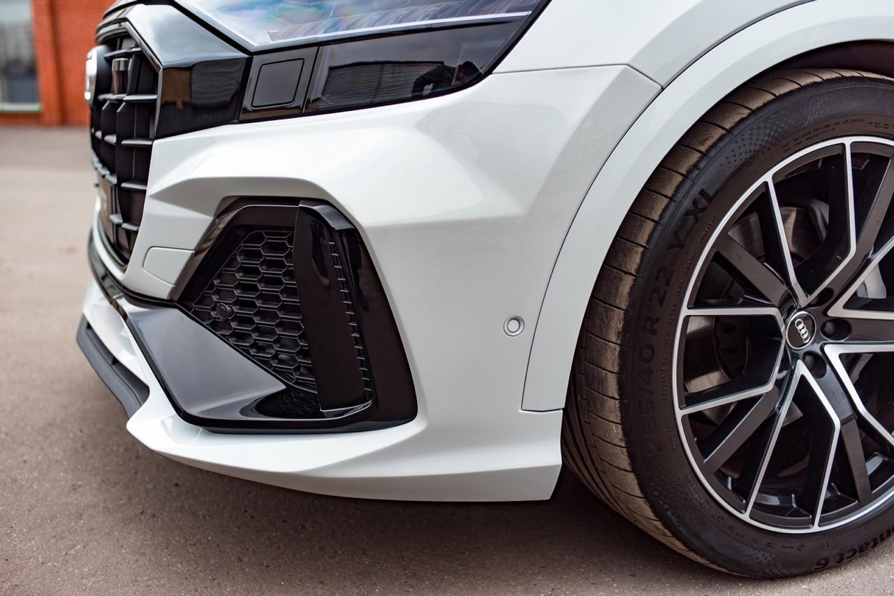 MTR Design Body Kit for Audi Q8 new model 2019