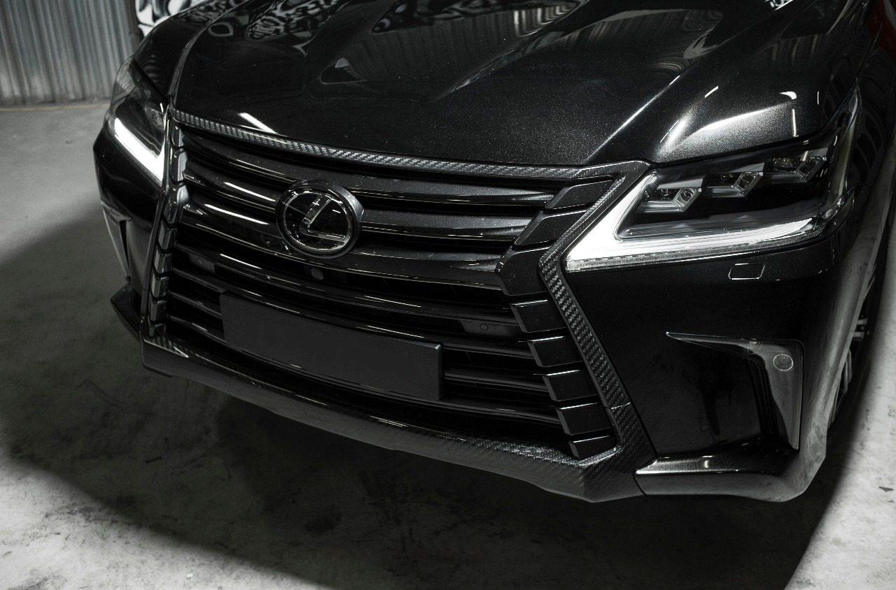 Hodoor Performance Carbon fiber Set for Lexus LX570