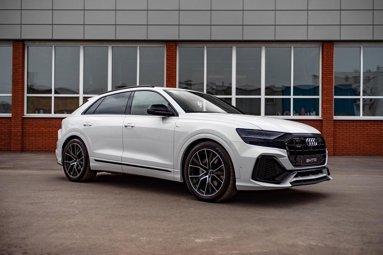 MTR Design Body Kit for Audi Q8 carbon