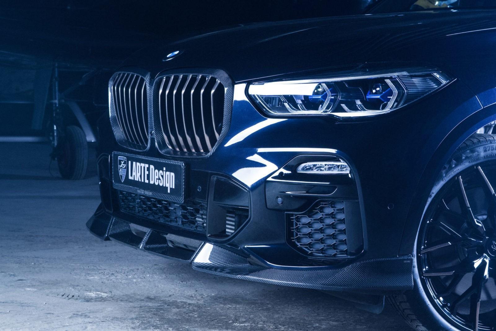 LARTE DESIGN BODY KIT FOR BMW X5(G05) 2020