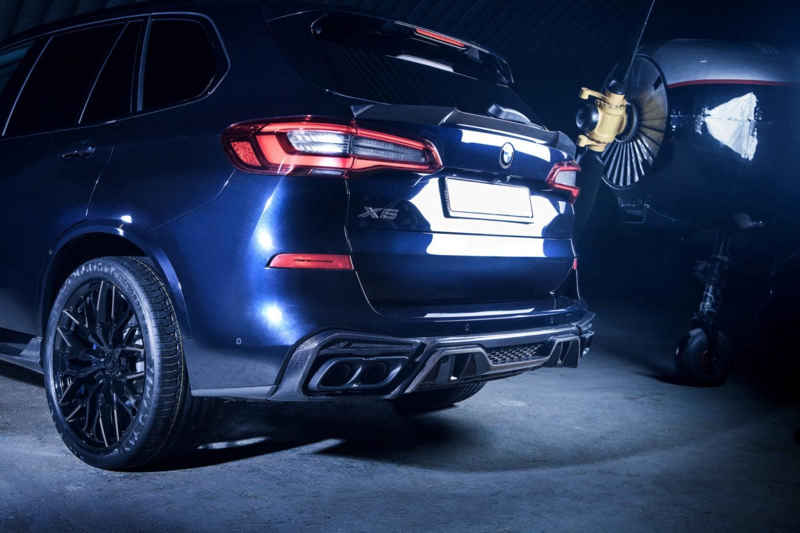 LARTE DESIGN BODY KIT FOR BMW X5(G05) 2021