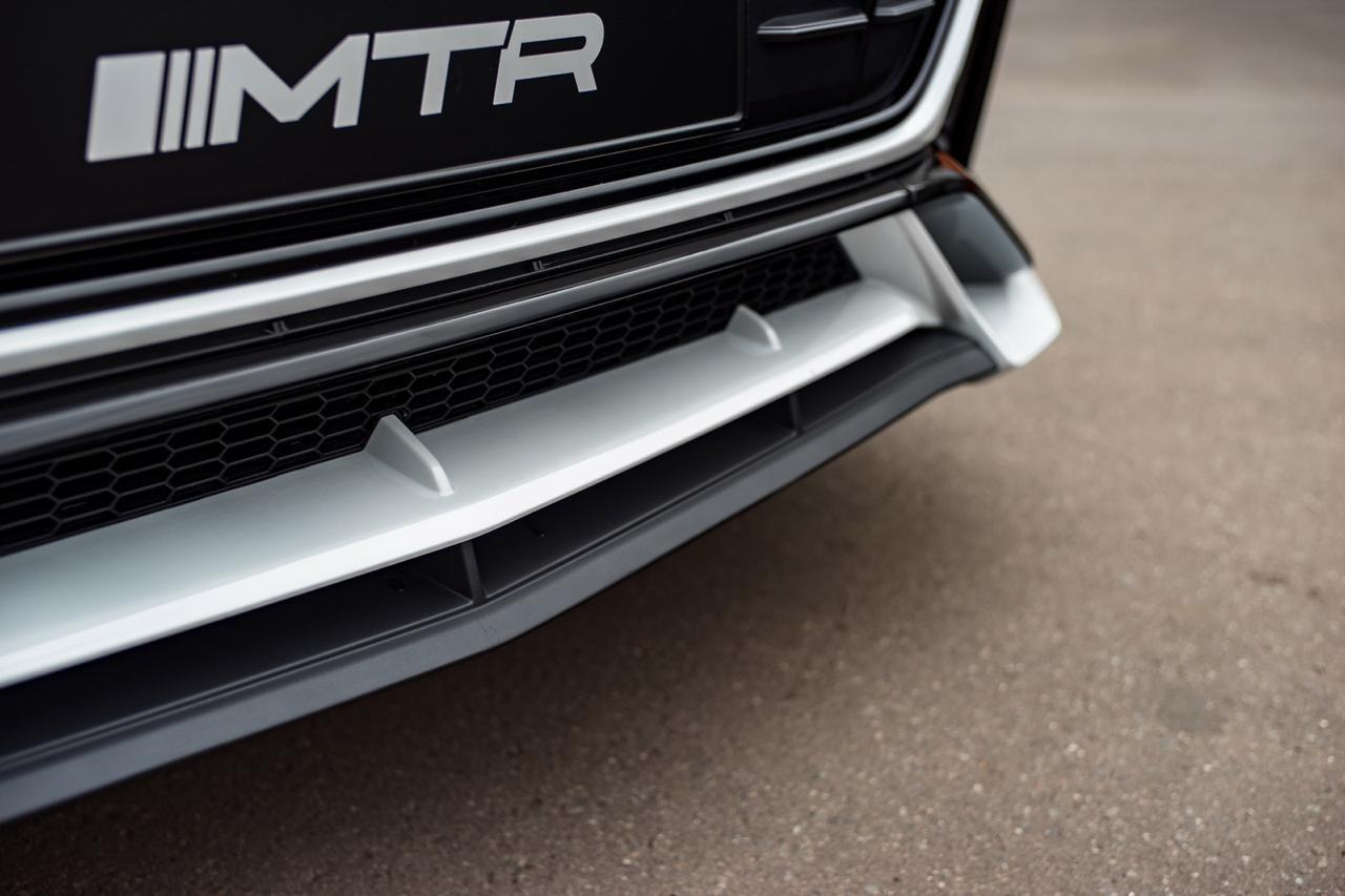 MTR  Body Kit for Audi Q8 carbon