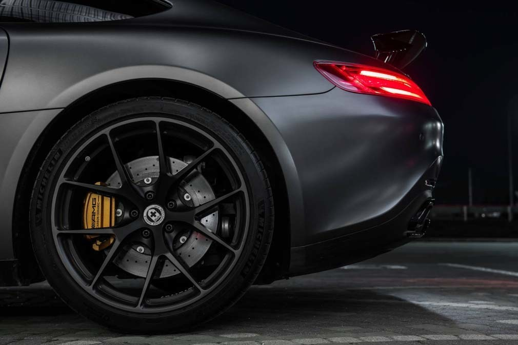 HRE P101 (P1 Series) forged wheels
