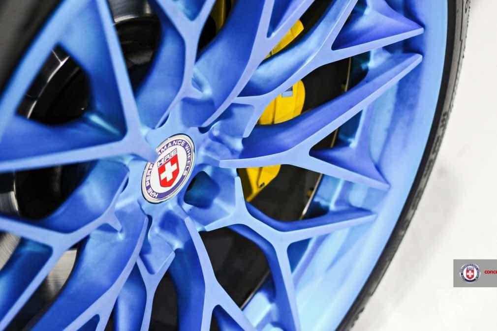 HRE S200H (S2H Series) forged wheels