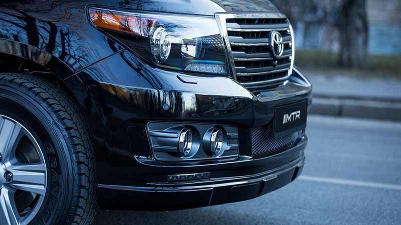 MTR Design Body Kit for Toyota Land Cruiser 200 2013