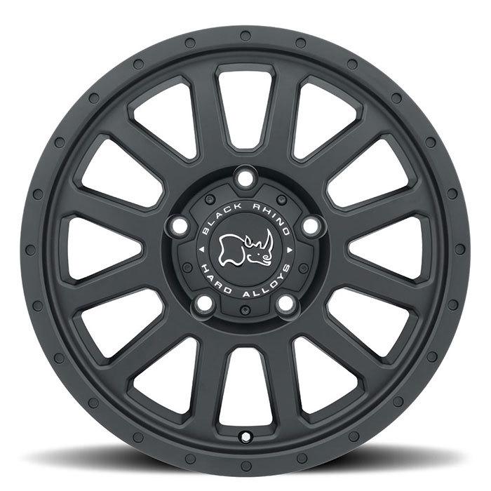 Black Rhino Havasu light alloy wheels