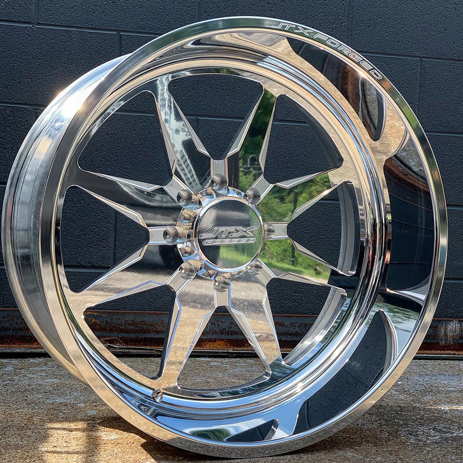JTX Forged wheels TRIGGER