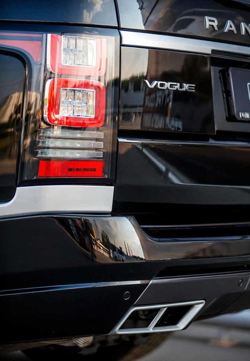 MTR Design Body Kit for Range Rover Vogue