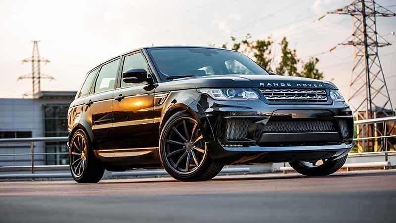 MTR Design Body Kit for Range Rover Sport