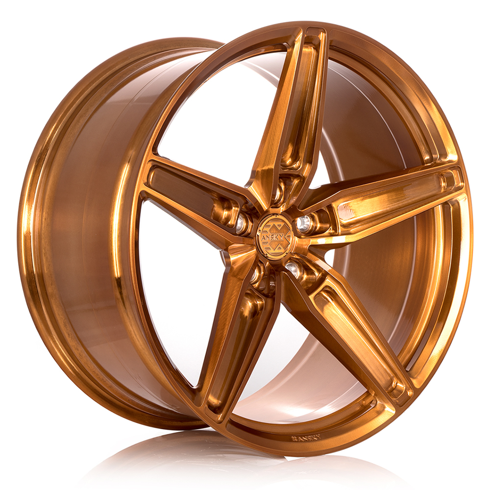 Anrky AN15 forged wheels