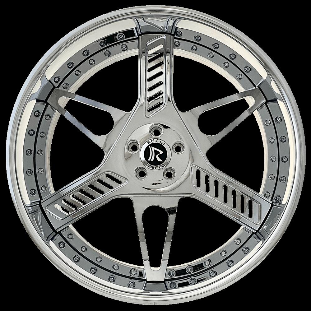 Rucci Forged Wheels Rollin