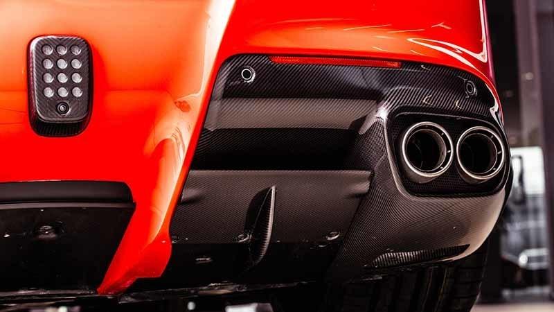 MTR Design Body Kit for Ferrari F12 Berlinetta