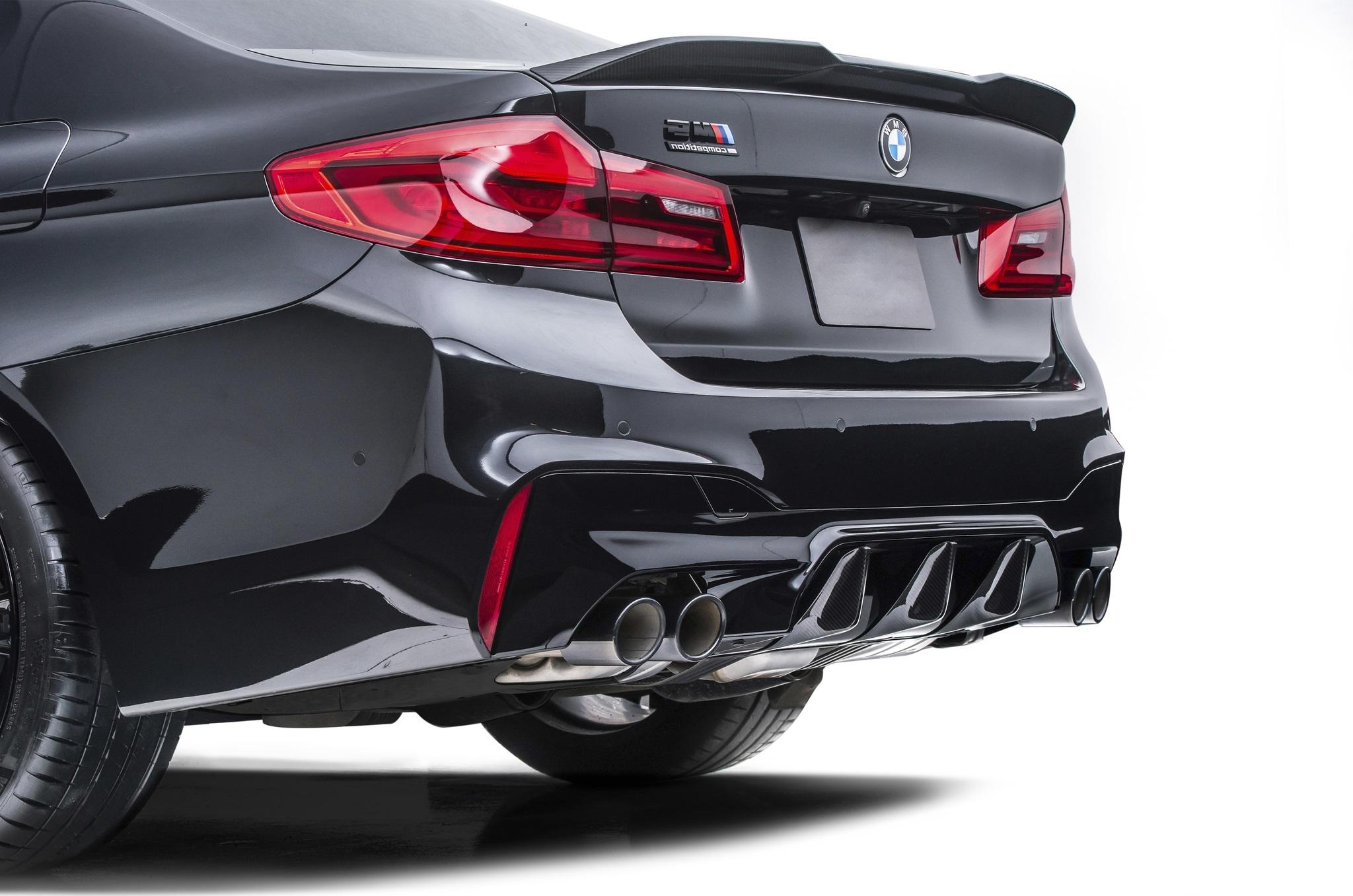 Sterckenn Carbon Fiber diffuser for BMW M5 F90 new model
